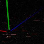 Galaxy Navigator 3D - Sol = Our Sun